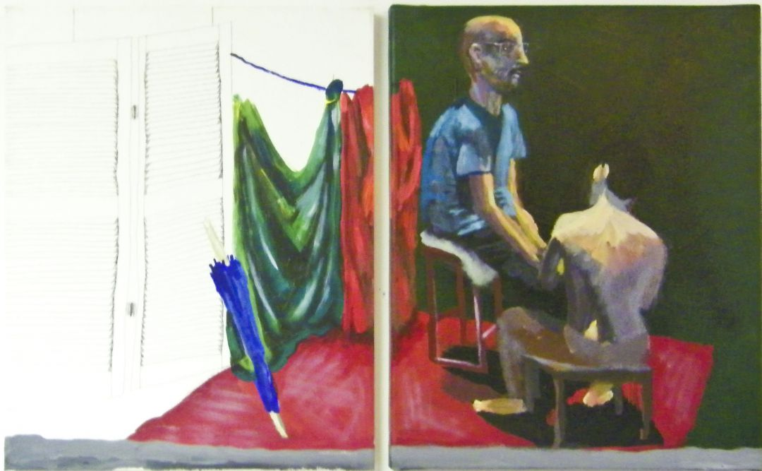 Friends artwork