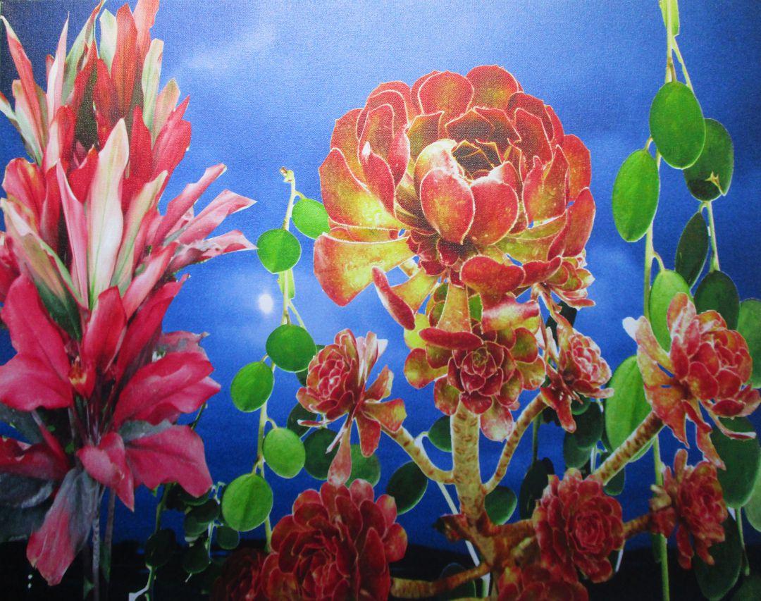 Moonflowers artwork