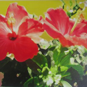 Sunny Flowers artwork