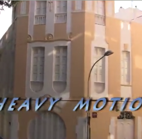 Heavy Motion artwork